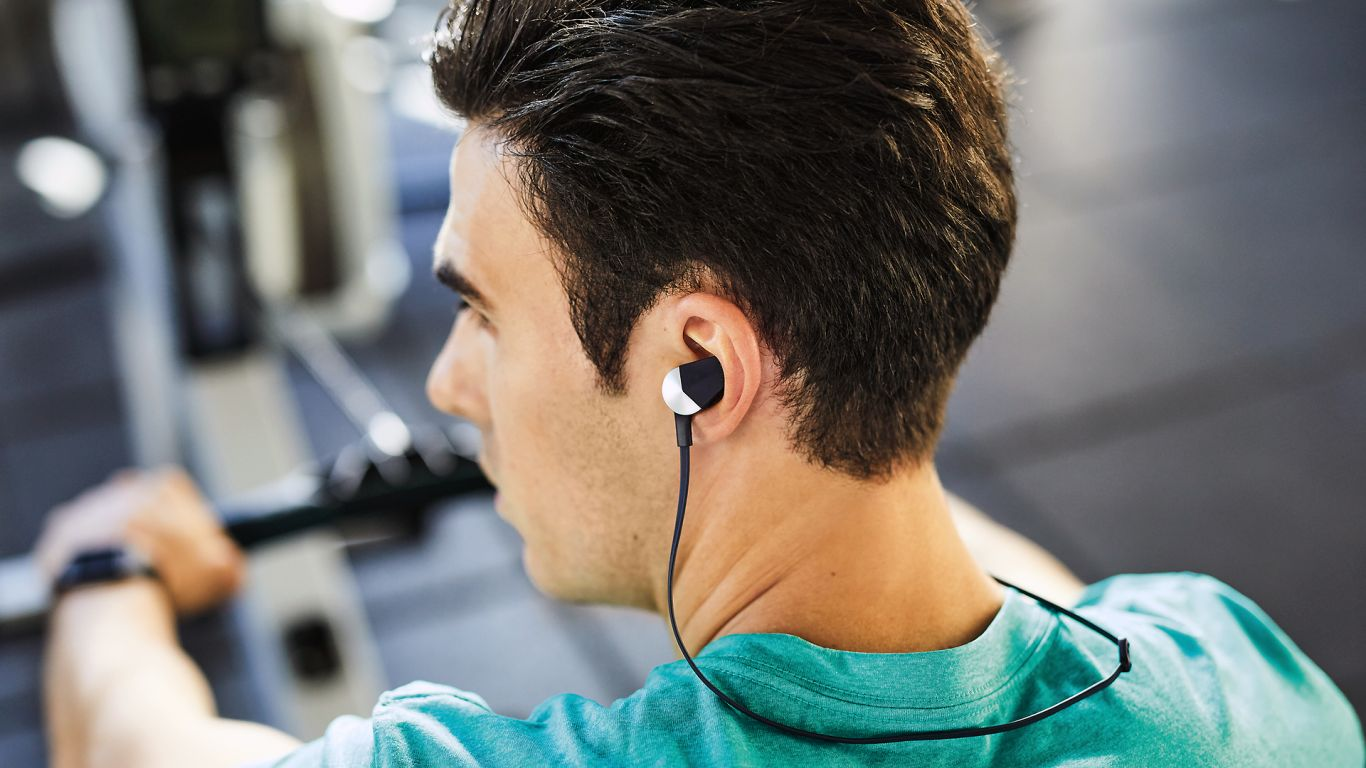 Sport earphones
