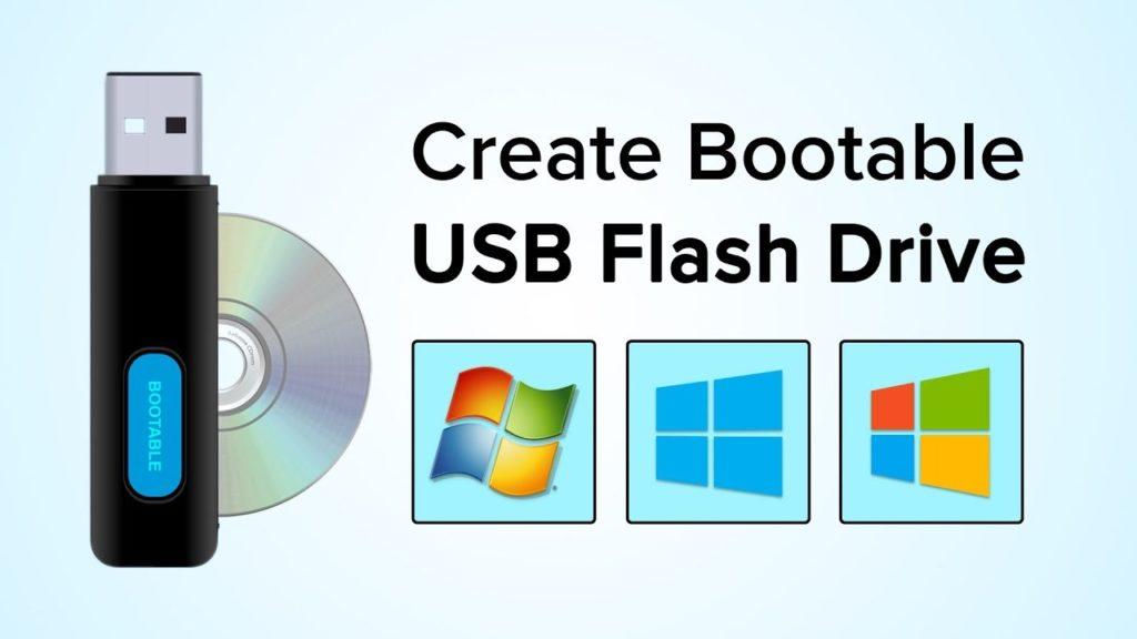 Windows 10 Bootable USB Flash Drive