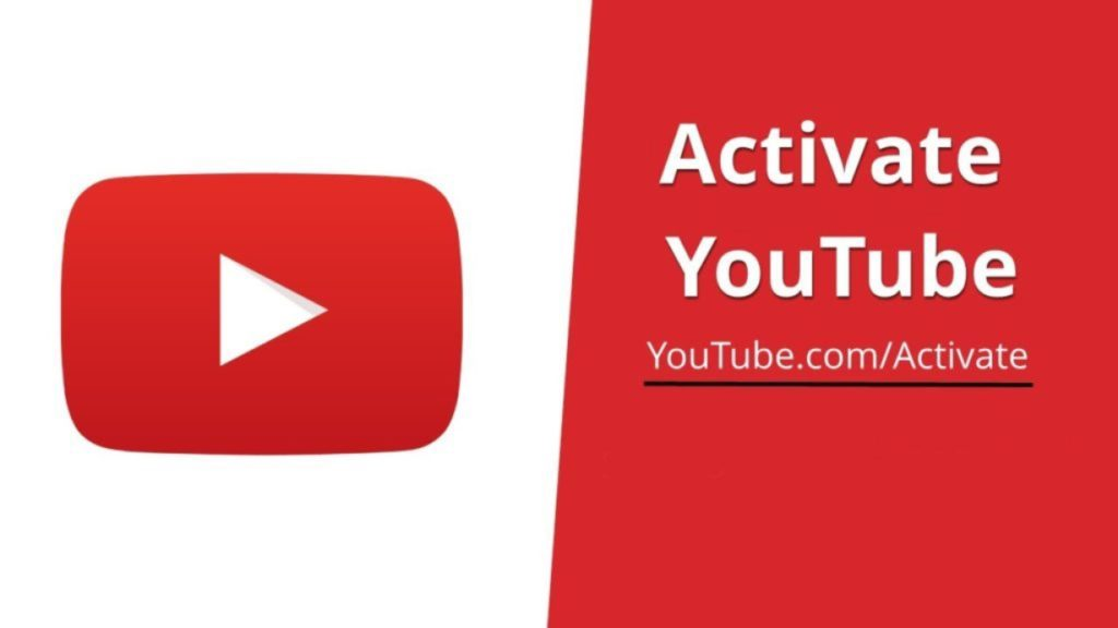 activate youtube