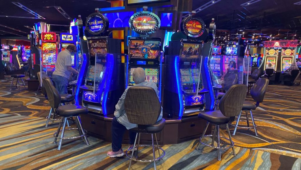 Countries That Slots Casinos Operate More Freely