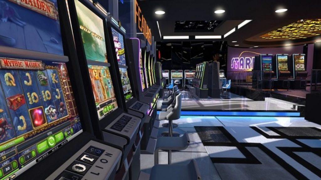 slot game takeover