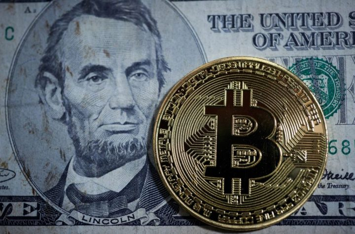 Central banks warns of bubble on bitcoins as it skyrockets